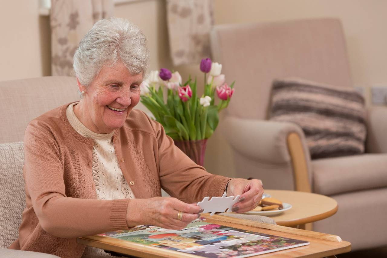 Dementia-friendly activities