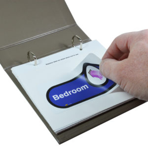 Removeable Stickers for door and drawers