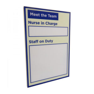 Staff Boards | Dementia Products