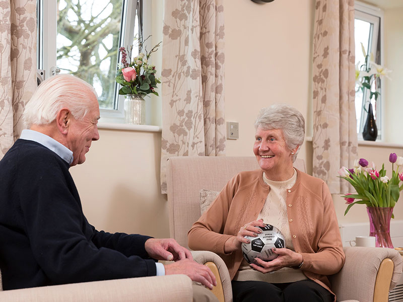 care home dementia activities