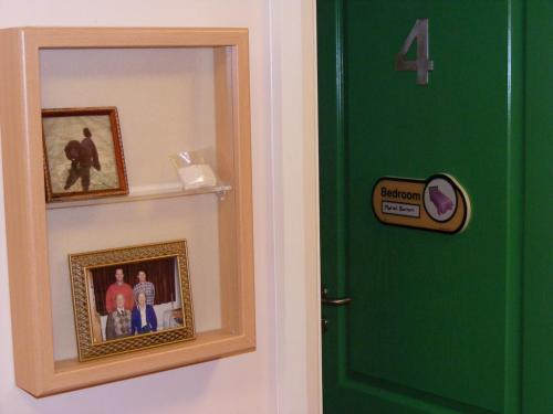 Creating a dementia friendly environment using Memory Boxes and Door cals