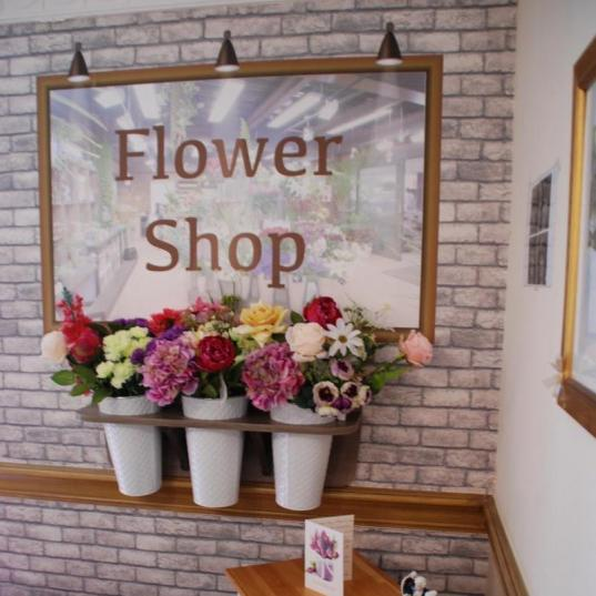 Hengoed Care Flower Shop