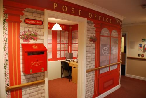 Hengoed Care Post Office