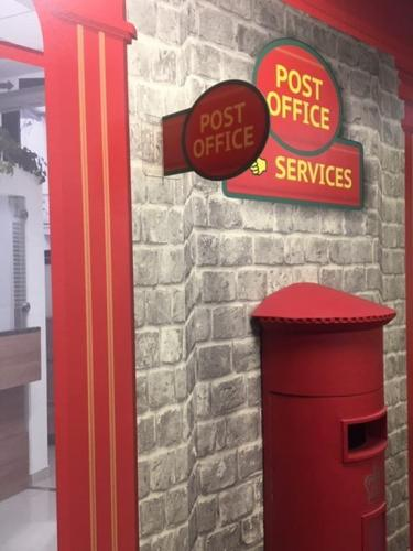 Creating a dementia-friendly Post Office