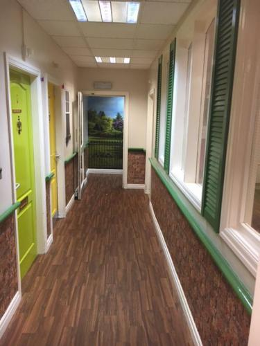Dementia Corridor - Changing Care Home Environments